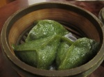 Spring Pea Leaves Dumplings