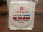 Three Tarts Marshmallows