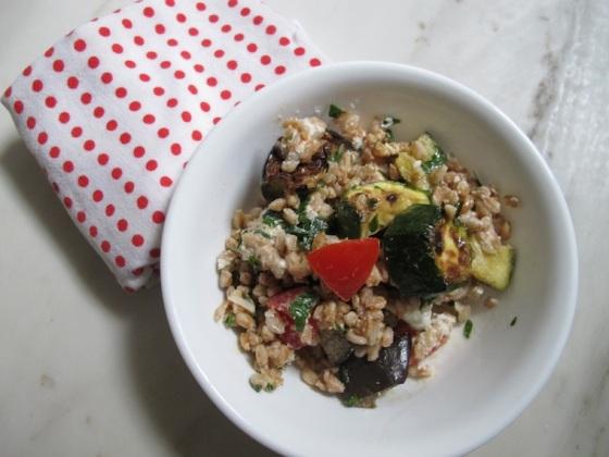 farro salad_2