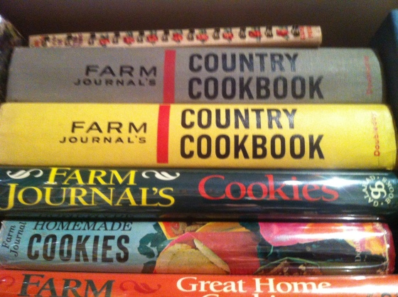 Food Books at Bonnie Slotnick Cookbooks